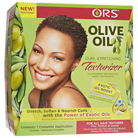 Olive Oil Curl Stretching Texturizer Kit