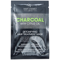 Charcoal Detoxifying Masque with Citrus Oil Packette
