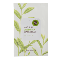Natural Green Tea Sheet Mask