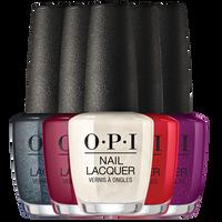 Love OPI, XOXO Nail Lacquer