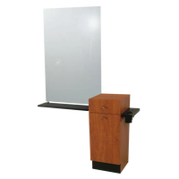Montego Styling Vanity with Mirror