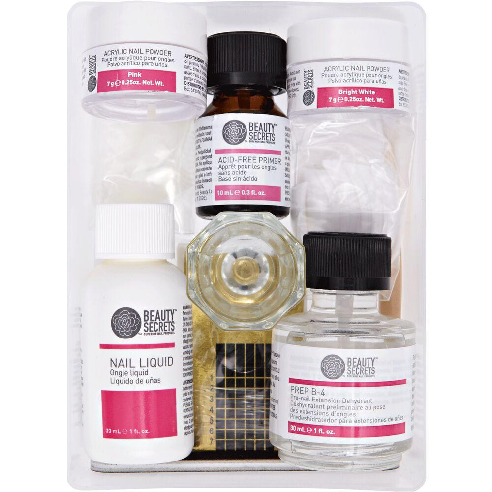 Beauty Secrets Odorless Acrylic Nail System
