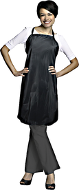 Basic Black Stylist Apron