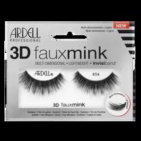 3D Faux Mink 854