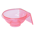 Clear Pink Tint Bowl