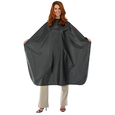 Black Nylon Chemical Cape