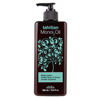 Tahitian Monoi Oil Body Lotion