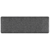6' x 2' Designer Series Granite Steel Mat