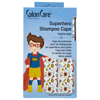 Superhero Shampoo Cape