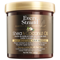Shea & Coconut Oil Deep Moisture Hair Masque