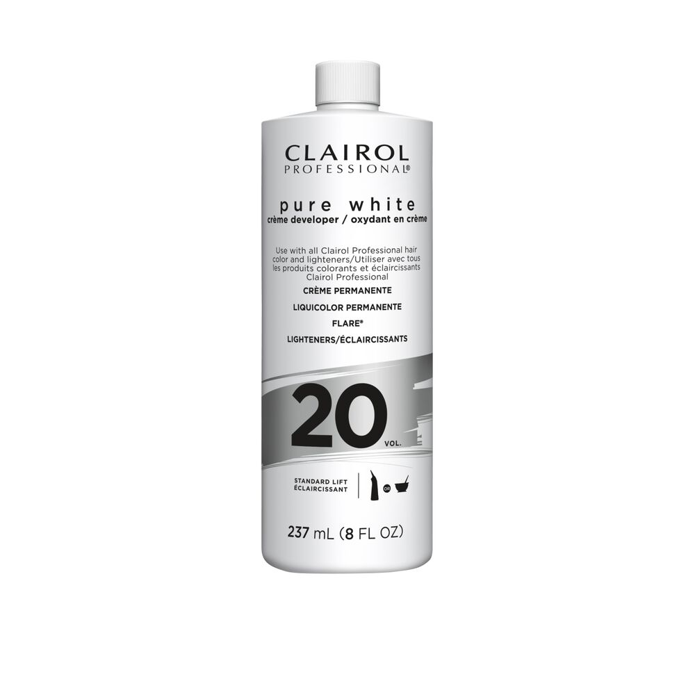 Clairol Clairoxide Pure White 20 Volume Creme Developer