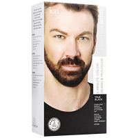 True Black 5 Minute Beard & Mustache Color