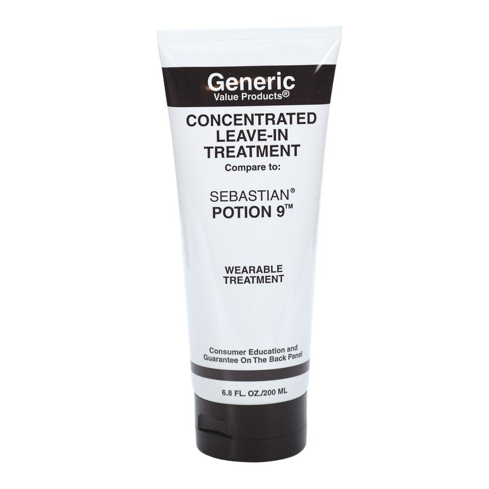 Concentrated Leave In Treatment Compare To Sebastian Potion 9