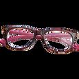 Pink Tortoise Print Fashion Reading Glasses