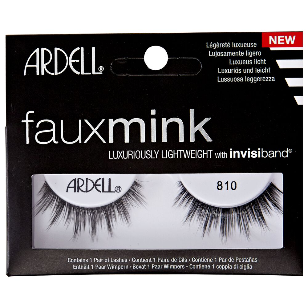 Faux Mink 810 Lashes By Ardell Eyelash Extensions Sally Beauty