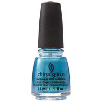 Shades of Paradise Nail Lacquer Mer-Made For Bluer Waters