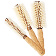 Blonde Boar Bristle Round Brush