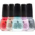 Chic Physique Nail Lacquer Collection
