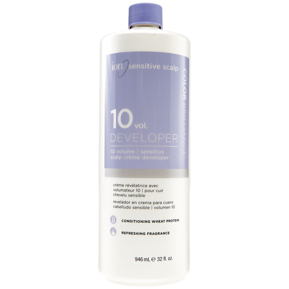 Ion Sensitive Scalp 10 Volume Creme Developer 32 Oz