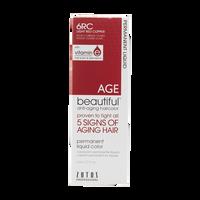 Anti-Aging 6RC Light Red Copper Permanent Liquid Hair Color
