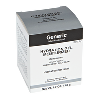 Advanced Hydration Gel Moisturizer Compare to Neutrogena Hydro Boost Gel Cream
