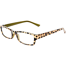 Leopard Printed Reading Glasses