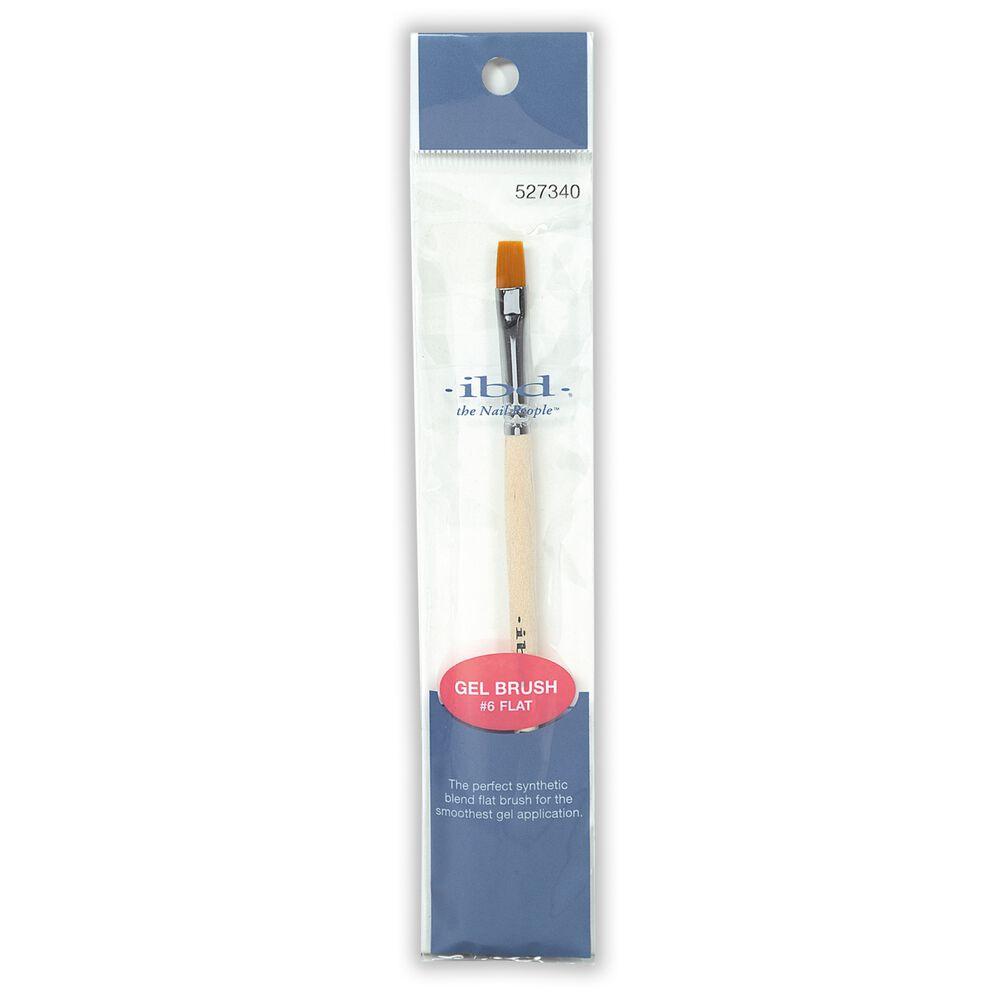IBD Flat Nail Brush at Sally Beauty