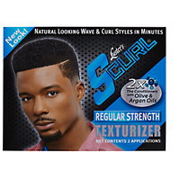 S Curl Regular Texturizer Kit