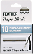 Feather Nape and Body Blades