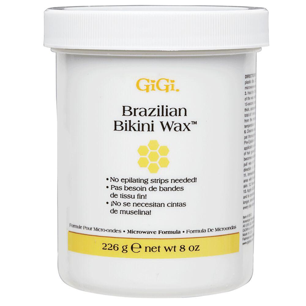 Brazilian Hard Wax Microwave Formula