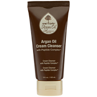 Argan Oil Cream Cleanser
