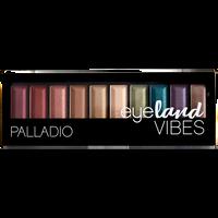 Eyeland Vibes Eyeshadow Palette Paradise