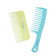 Wet Look Shower and Wide Tooth Comb Set