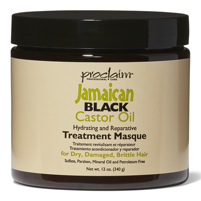 Jamaican Black Castor Oil Hydrating And Reparative Treatment Masque