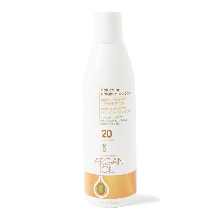 Argan Oil 20 Volume Developer 16 oz