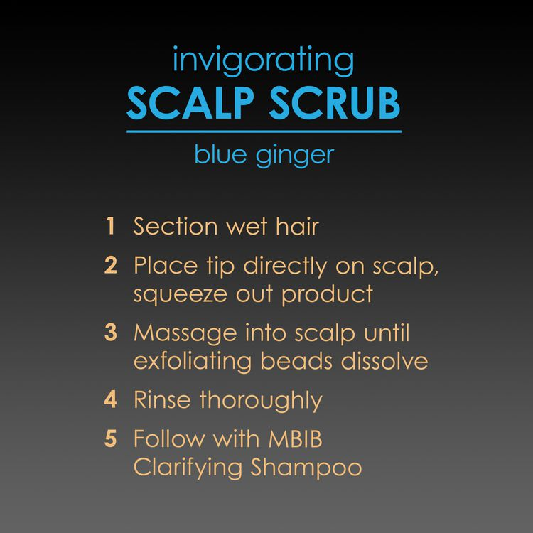 Invigorating Scalp Scrub