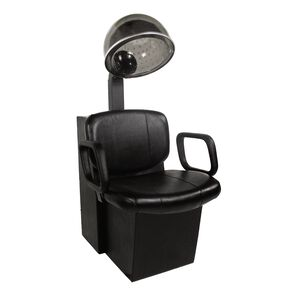Cody Dryer Chair Black