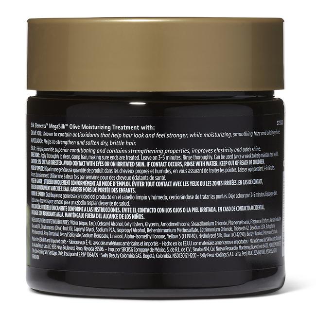 MegaSilk Olive Moisturizing Treatment