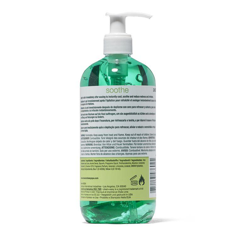 Soothing Aloe Vera Gel Treatment