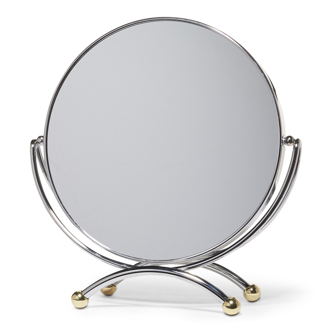 2-Sided Revolving Stand Mirror