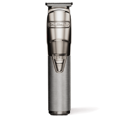 Metal Cordless Trimmer Silver