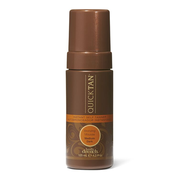 Quick Tan Medium Dark Instant Bronzing Mousse