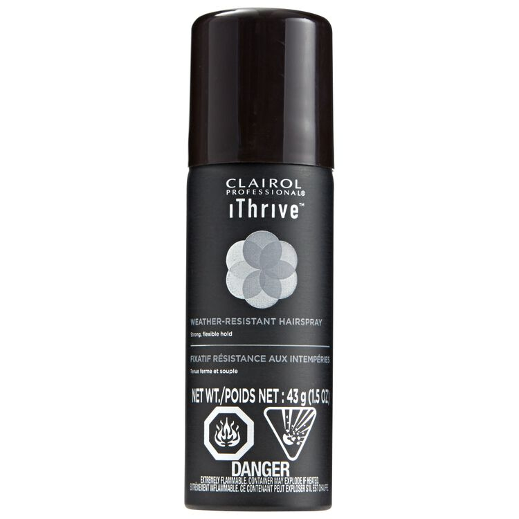 Travel Size Weather Resistant Hairspray
