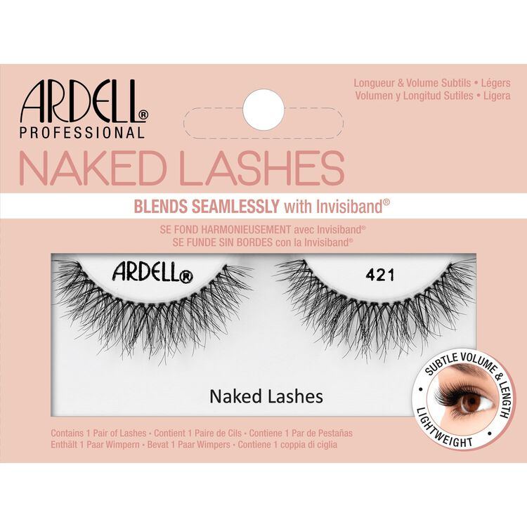 Naked 421 Lashes