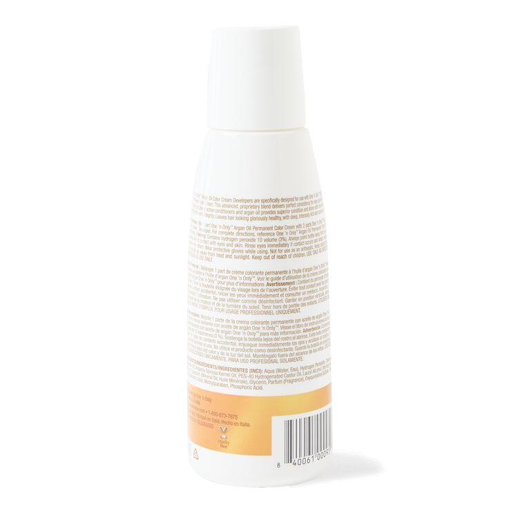 Argan Oil 10 Volume Developer
