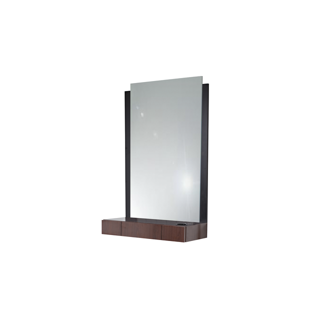 Reve Cafelle Wall Mounted Styling Station with Mirror