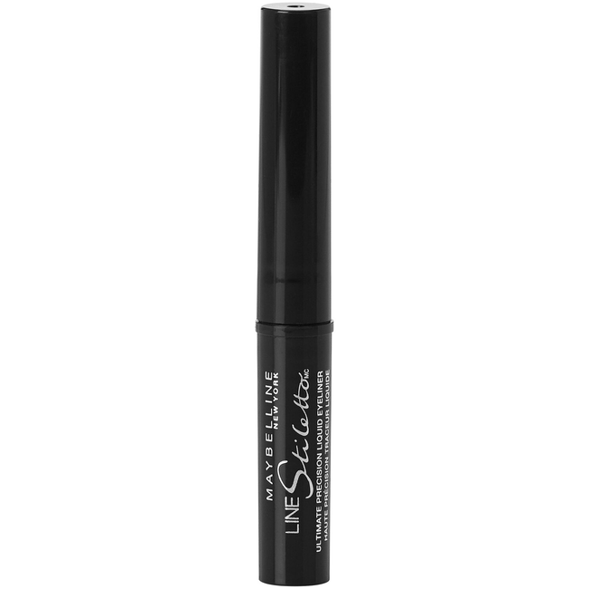 Line Stiletto Liquid Liner Blackest Black