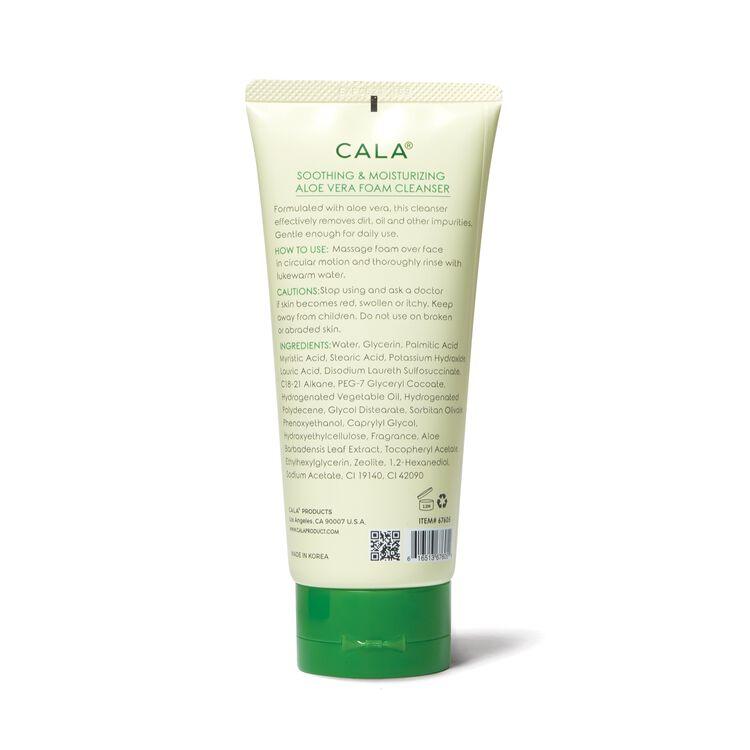 Aloe Vera Foam Cleanser