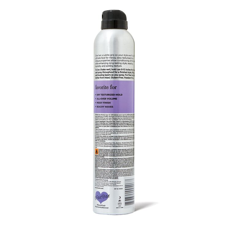 Texture Takeover Oomph Enhancing Hairspray 8 oz
