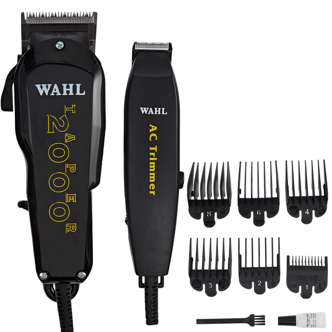 Essentials Clipper & Trimmer Combo